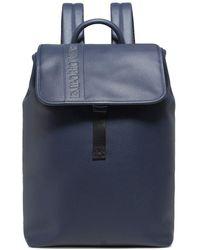 Armani - Debossed Logo Backpack - Lyst