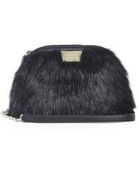 Armani - Fluffy Cross-body Bag - Lyst