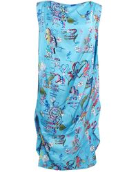 Vivienne Westwood Anglomania - Fatima Draped Dress - Lyst