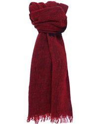 Rundholz - Wool Blend Scarf - Lyst