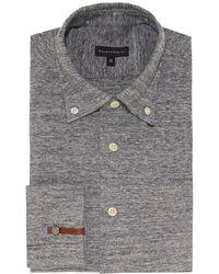 Baldessarini - Tailored Fit Jersey Bale Shirt - Lyst