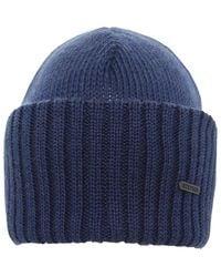 Stetson | Merino Wool Beanie Hat | Lyst
