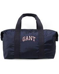 GANT - Logo Duffle Bag - Lyst