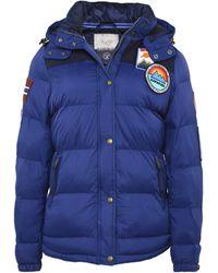 Napapijri - Artic Puffer Jacket - Lyst