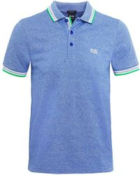 BOSS - Regular Fit Paddy Polo Shirt - Lyst