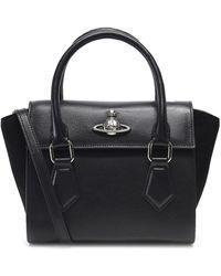 ae79bfef1156 Vivienne Westwood - Small Matilda Handbag - Lyst
