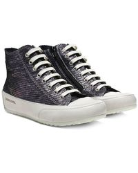 Candice Cooper - Iridescent Smarto High Top Trainers - Lyst