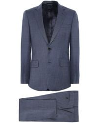 Paul Smith - Tailored Fit Wool Suit - Lyst