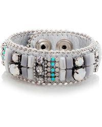 Butterfly - Beaded Soho Bracelet - Lyst