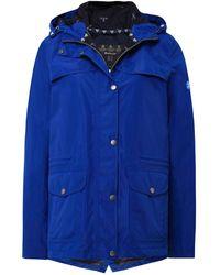 Barbour - Lunan Waterproof Jacket - Lyst