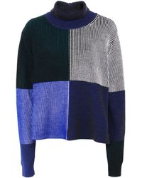 PS by Paul Smith - Funnel Neck Jumper - Lyst