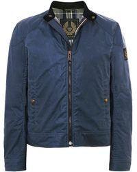 Belstaff - Wax Cotton Kelland Jacket - Lyst