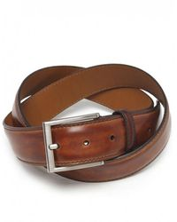 Magnanni - Catalux Leather Belt - Lyst