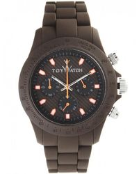 Toy Watch - Velvety Chronograph Watch Vvc01br - Lyst