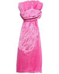 Rundholz - Pigment Print Scarf - Lyst