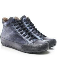 Candice Cooper - Tokyo High Top Trainers - Lyst