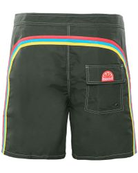 Sundek - Long-Length Board Shorts - Lyst