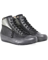 Candice Cooper - Beverly High Top Trainers - Lyst