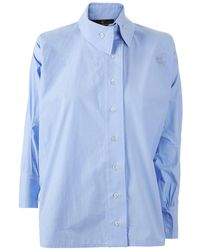 Vivienne Westwood Anglomania - Squiggle Krall Shirt - Lyst