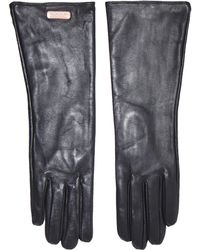 Barbour - Estoril Leather Gloves - Lyst