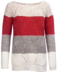 Barbour - Striped Padstow Jumper - Lyst