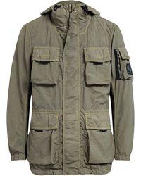 Belstaff - Double Layered Pallington Jacket - Lyst