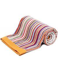 Paul Smith - Signature Stripe Beach Towel - Lyst