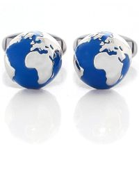 PS by Paul Smith - Globe Cufflinks - Lyst