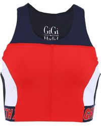 7d2d0b8a71a9a Recently sold out. Tommy Hilfiger - Gigi Hadid Speed Sports Bra - Lyst