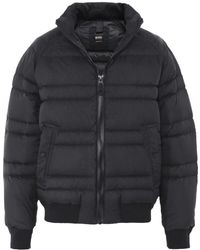 BOSS - Down Ovid Jacket - Lyst