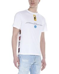 Golden Goose Deluxe Brand - Patch Detail T-shirt - Lyst