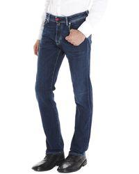 Jacob Cohen Jeans cinque tasche - Blu