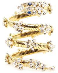 Giuseppe Zanotti - Snake Bracelet - Lyst