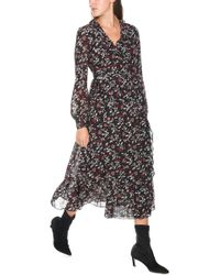 MICHAEL Michael Kors - Wrap Dress - Lyst