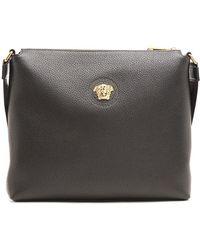 965e44ebd59c Lyst - Versace  palazzo Medusa  Duffle Bag in Black for Men
