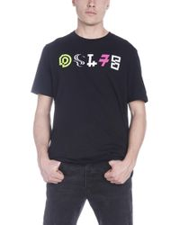 DIESEL - T-shirt 'Just y17' - Lyst