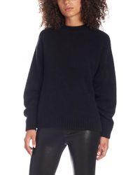 Laneus - Oversize Sweater - Lyst