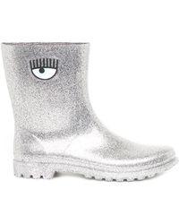 Chiara Ferragni - Riga Rain Boots - Lyst
