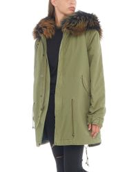 Mr & Mrs Italy - Midi Parka - Lyst