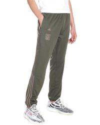 d17355d5973d6 Lyst - Yeezy Fleece Sweat Shorts in Gray for Men