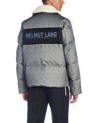 Helmut Lang - Down Jacket - Lyst