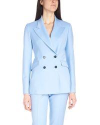Jacket Gabriela Lyst Blue Denim Quilted In Wilfred Hearst dBqqwWX7