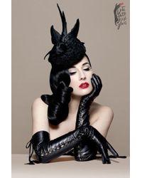 Dita Von Teese | The Fetiche Gloves | Lyst