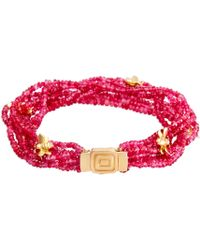 Mimi So - Wonderland Bee Bracelet - Lyst