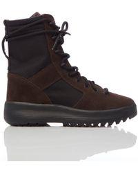 Yeezy - Season 7 Military Boots - Lyst