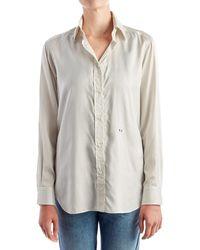 Barbara Casasola - Pinstripe Shirt For Women - Lyst