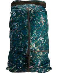 Y-3 - Packable Aop Backpack - Lyst