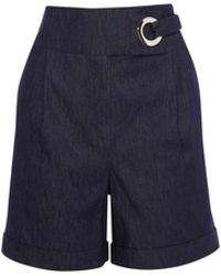 Karen Millen - High Waisted Shorts - Lyst