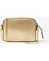 Karen Millen | Embossed Leather Bag | Lyst
