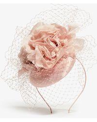 Karen Millen - Pillbox Hat - Lyst